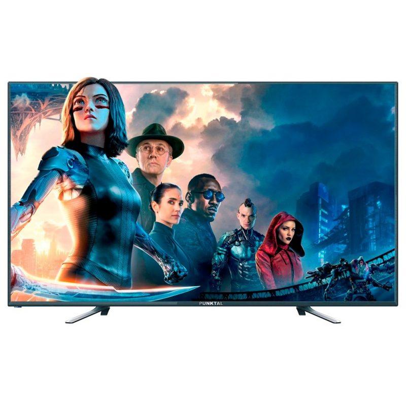 Smart TV LED Punktal PK-40TE 40'' Full HD Quad Core WiFi 1