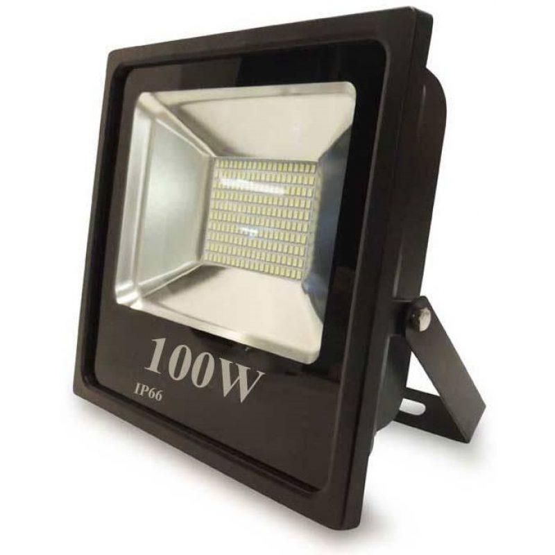 Foco Reflector LED Liper 100W Interior / Exterior IP65 220V - Luz Fria 1