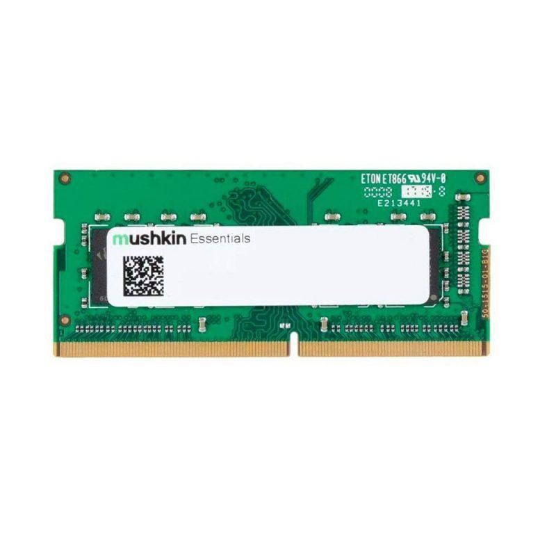 Memoria RAM SODIMM Mushkin 4GB DDR4 2666 Nueva 1