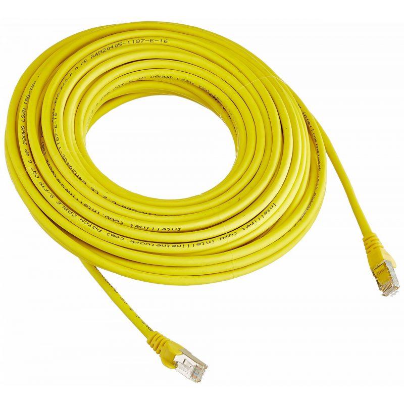 Cable de Red Patchcord Cat5E 3 Metros 1