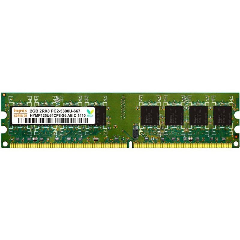 Memoria RAM DDR2 800 2GB pc6400 Pulled 1