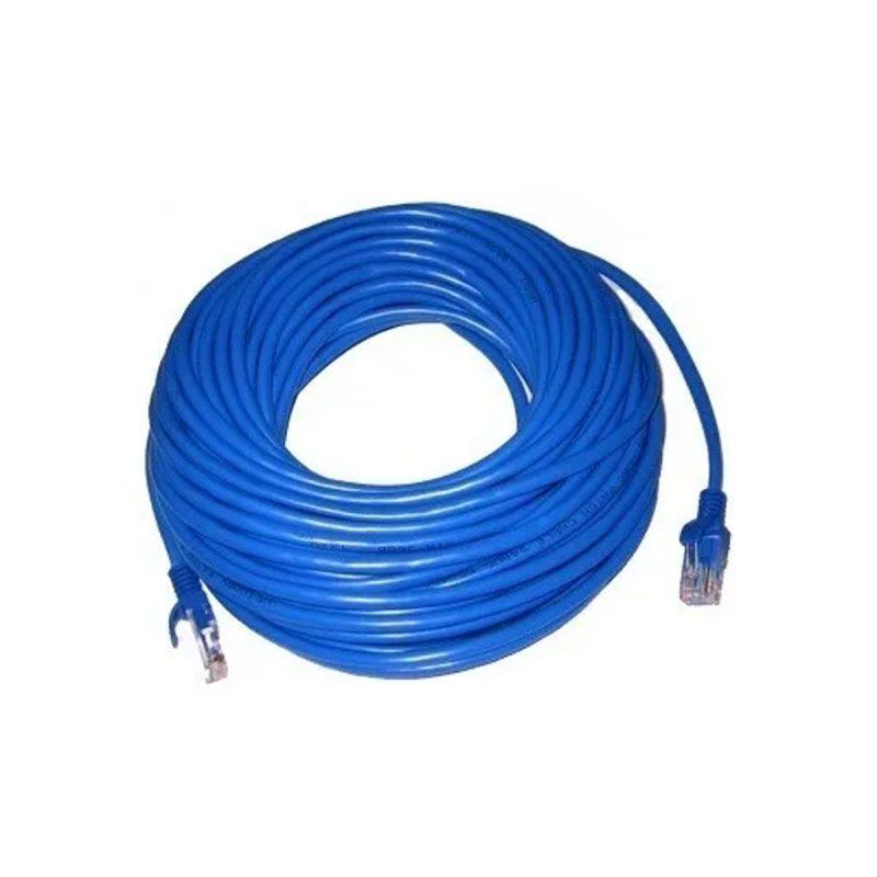 Cable de Red Patchcord Cat6E 20 Metros 1