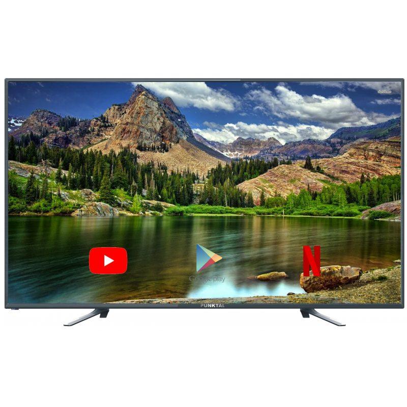 Smart TV LED Punktal PK-40TE 40'' Full HD Quad Core WiFi 4