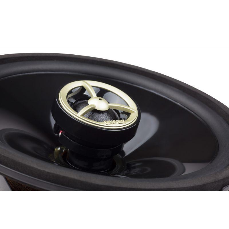 Parlantes Edifier G600A (coaxial) para Auto 50/80w Excelente Calidad 4