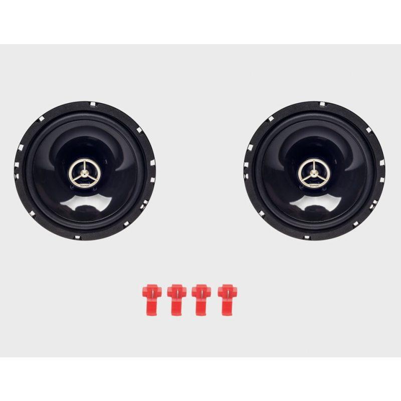Parlante Edifier S651A (coaxial) 6.5'' Pulgadas Alta Calidad Hasta 120w RMS 4