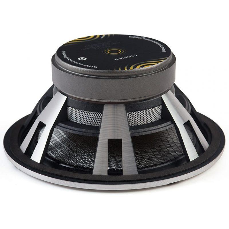 Kit Car Audio Edifier NF651B Pro Parlantes 6.5'' + Tweeter Titanio 2