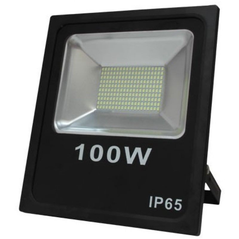 Foco Reflector LED Liper 100W Interior / Exterior IP65 220V - Luz Fria 2