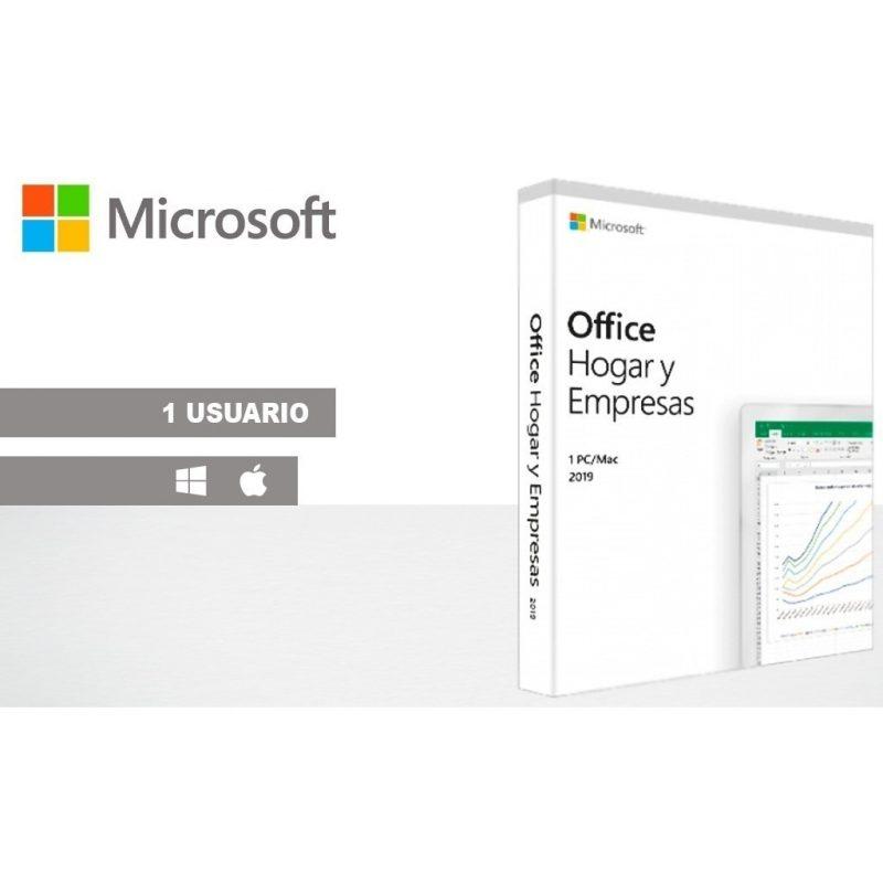 Microsoft ESD Office Hogar y Empresas 2019 - Todos los idiomas 3