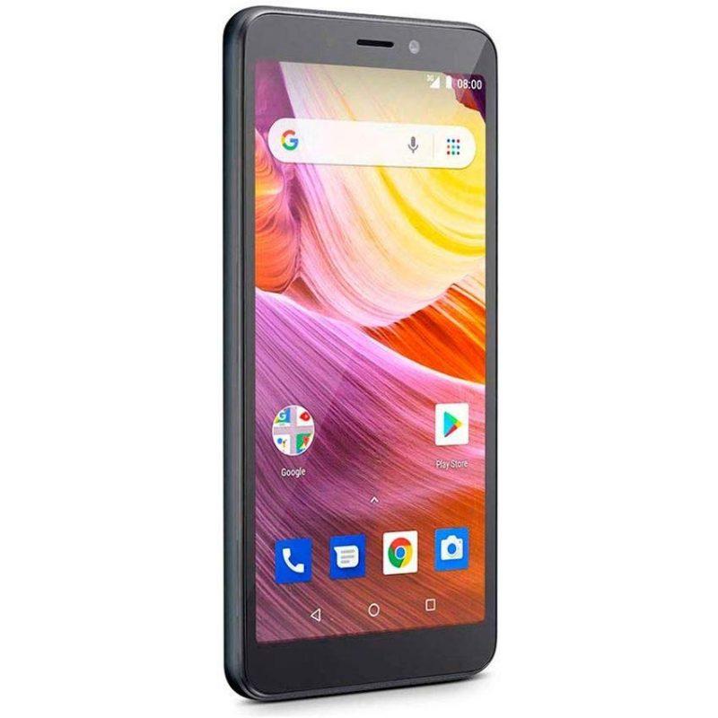 Celular Multilaser MS50G 5;5'' Android Quad Core Doble Cámara 8mp/5mp 8GB - Negro 2