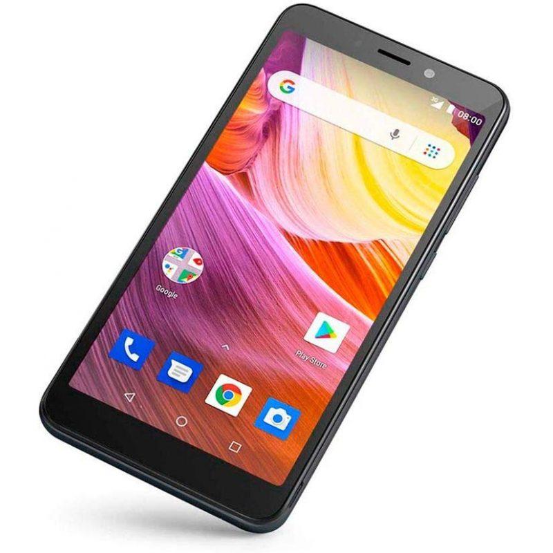Celular Multilaser MS50G 5;5'' Android Quad Core Doble Cámara 8mp/5mp 8GB - Negro 4
