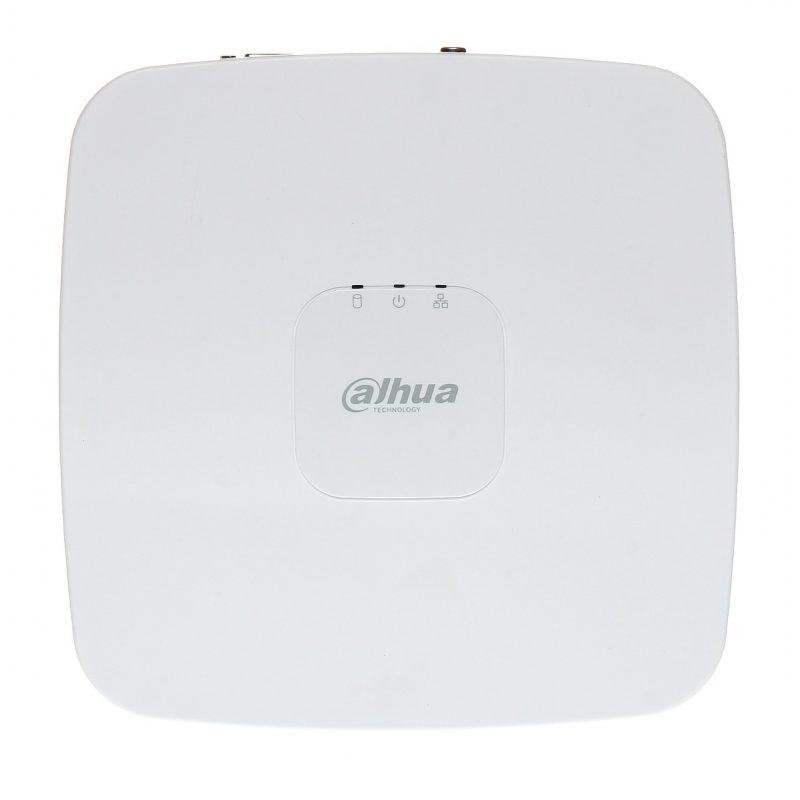 NVR de 8 Canales Dahua DHI-NVR1108 1080p Full HD Camaras IP 2