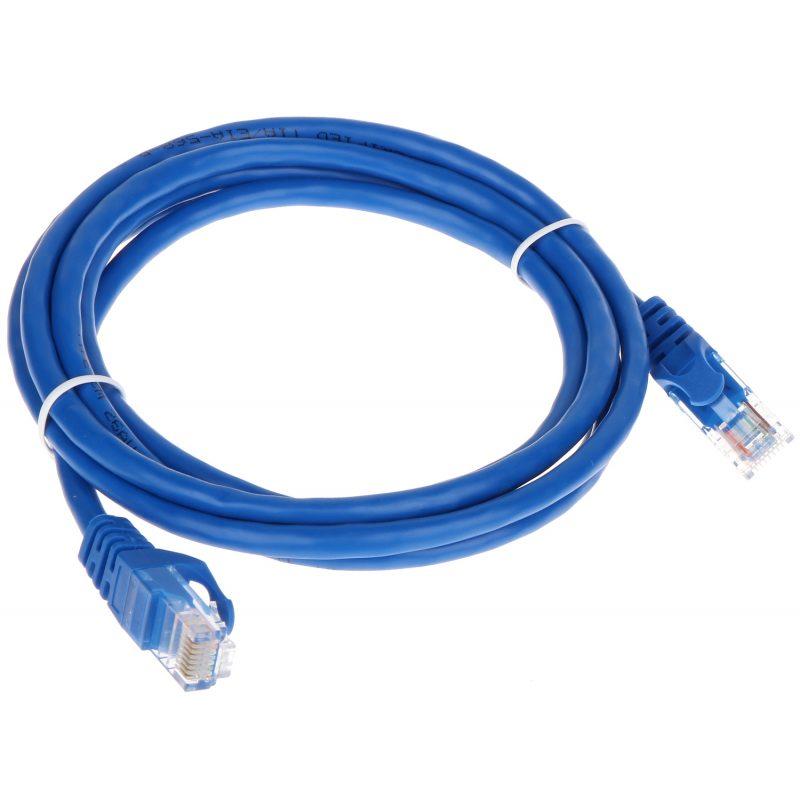 Cable de Red Patchcord Cat6E 1;5 Metros 1
