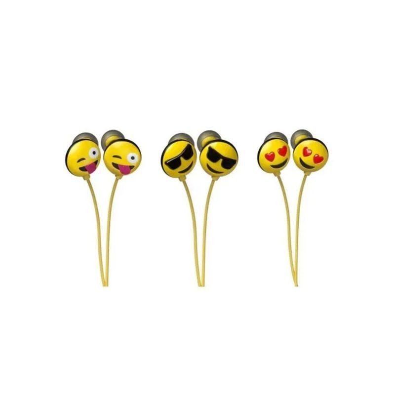 Auricular Manos Libres con Diseño de Emojis 1