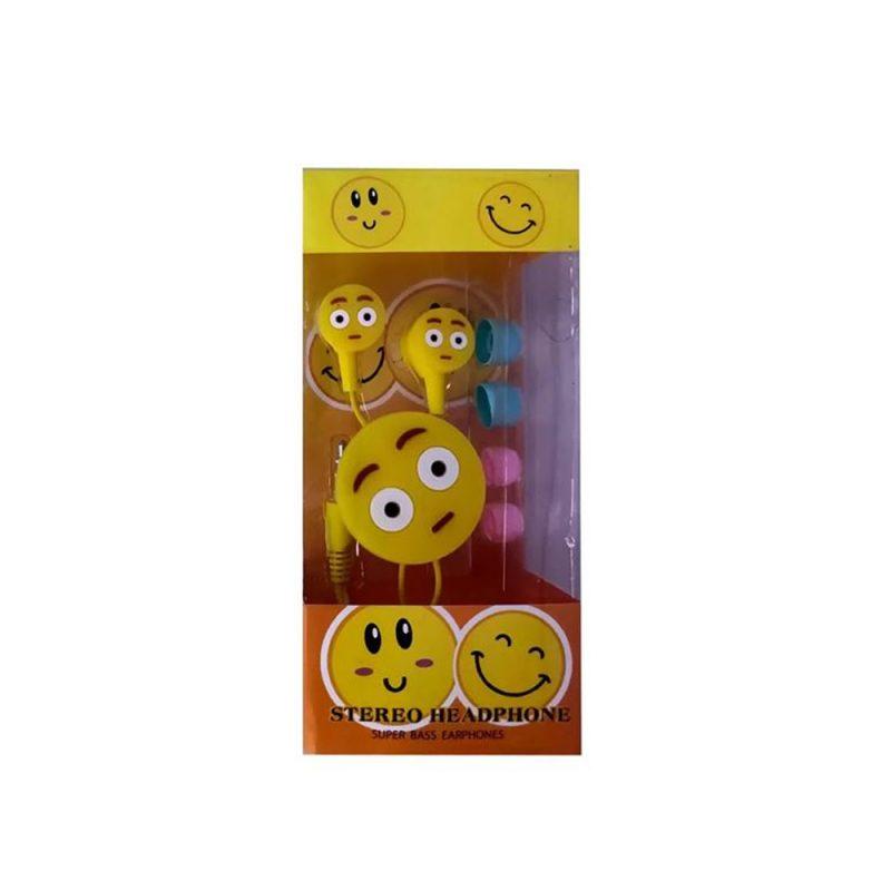 Auricular Manos Libres con Diseño de Emojis 4