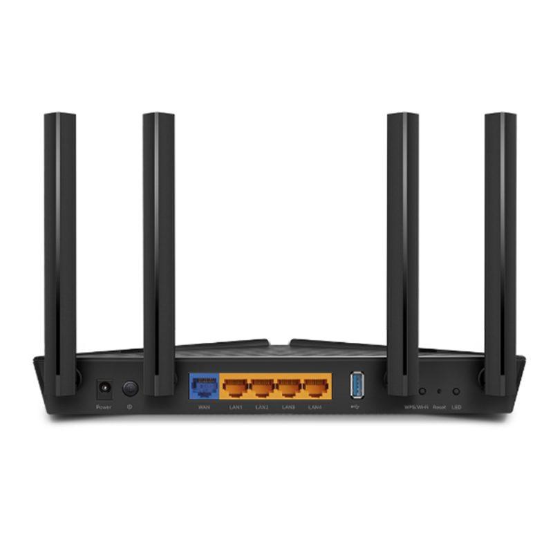 Router TP-Link WiFi 6 AX50 Gigabit Nueva Version WiFi 6 Doble Banda 2