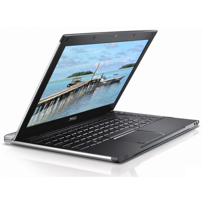 Notebook Dell Latitude 13 Core 2 Duo Intel U7300 1.30Ghz 2GB SSD 60GB WiFi Windows - OUTLET 1