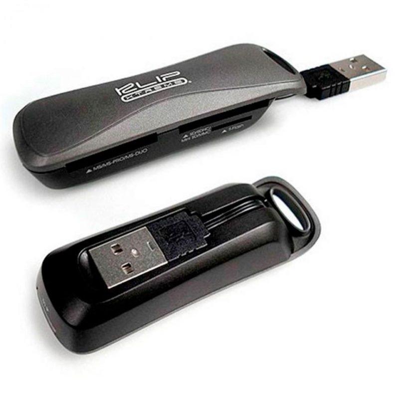 Lector de Memorias Klip Xtreme KCR-210 USB 54 Memorias en 1 2