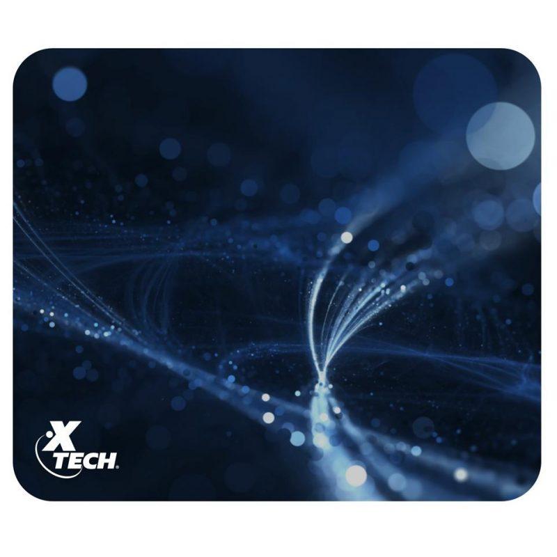 Mouse Pad X-TECH Voyager XTA-180 22x18x0;2Cm. Base Antideslizante 1