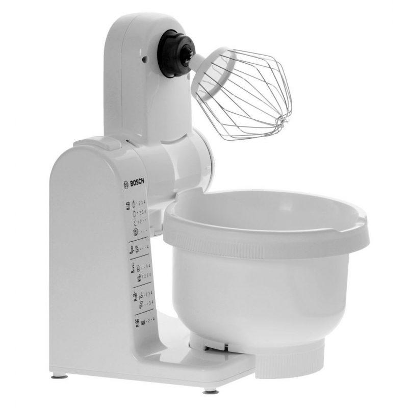 Robot de Cocina Multiprocesadora BOSCH MUM4405 Blanco 500W 4