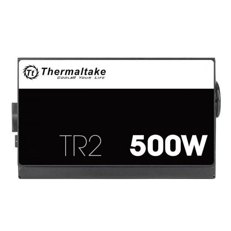 Fuente Thermaltake TR2 500W Reales Fan 12cm Ultra Silencioso 2