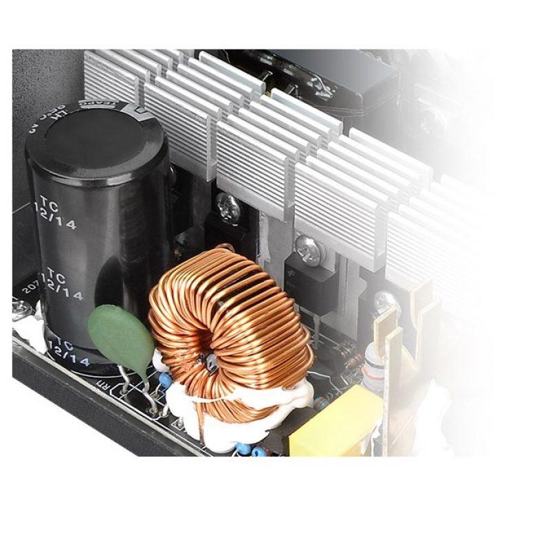 Fuente Thermaltake TR2 500W Reales Fan 12cm Ultra Silencioso 3