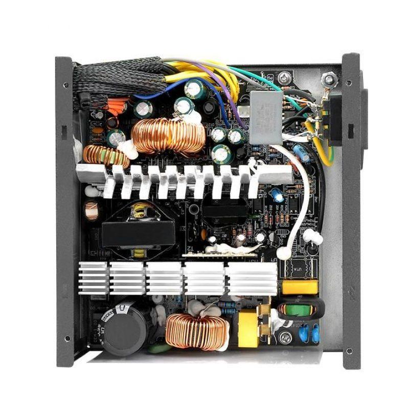Fuente Thermaltake TR2 500W Reales Fan 12cm Ultra Silencioso 4
