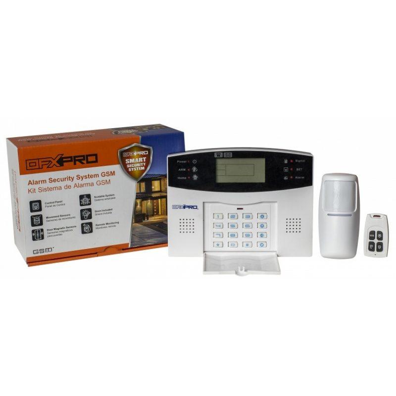 Alarma OFX-Pro P700AL Inalambrica GSM 3g 99 zonas inalámbricas 2