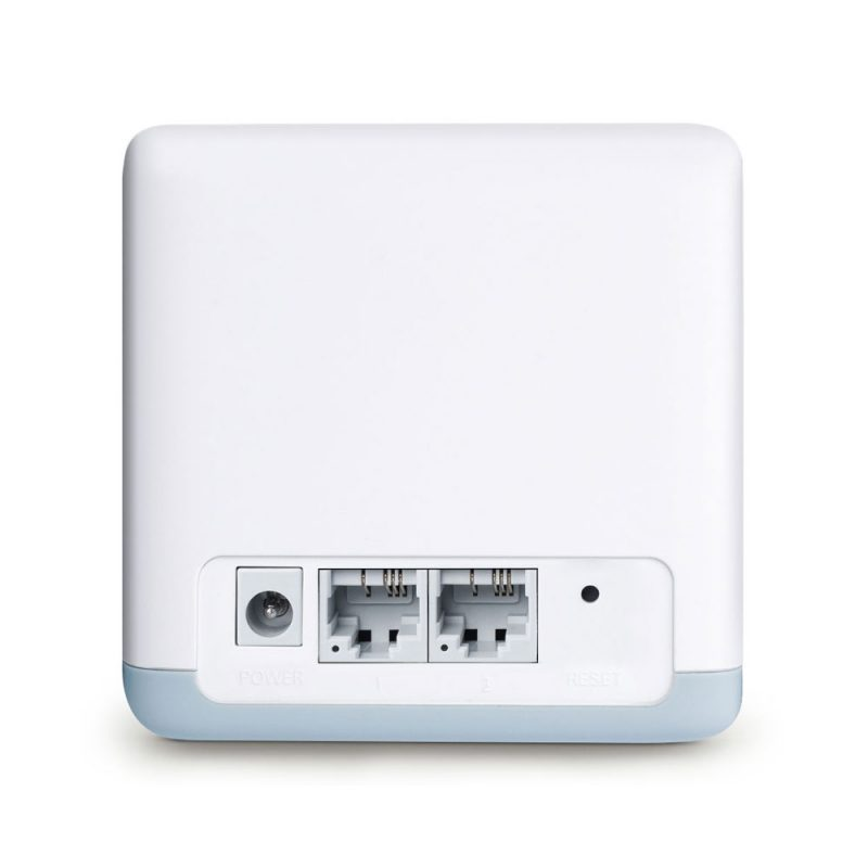 Router / Access Point Mercusys Halo S12 Dual Band AC1200 Tecnología Mesh (Kit 3 Unidades) 3