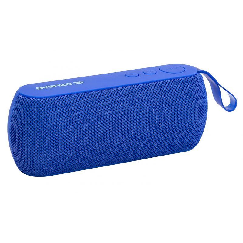 Parlante Portatil Avenzo AV-SP3102L 10W Bluetooth Manos Libres Radio FM microSD USB MP3 - Azul 1