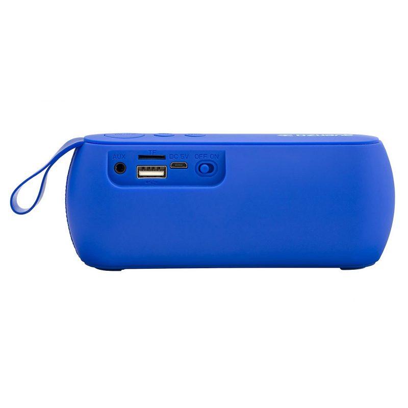 Parlante Portatil Avenzo AV-SP3102L 10W Bluetooth Manos Libres Radio FM microSD USB MP3 - Azul 2