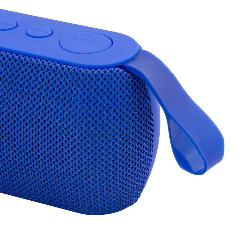 Parlante Portatil Avenzo AV-SP3102L 10W Bluetooth Manos Libres Radio FM microSD USB MP3 - Azul 3