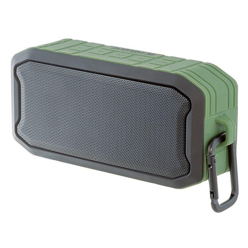 Parlante Portatil Avenzo AV-SP3002BG 5W Bluetooth Manos Libres Radio FM microSD USB MP3 Flotante y Resistente al Agua y Polvo 2