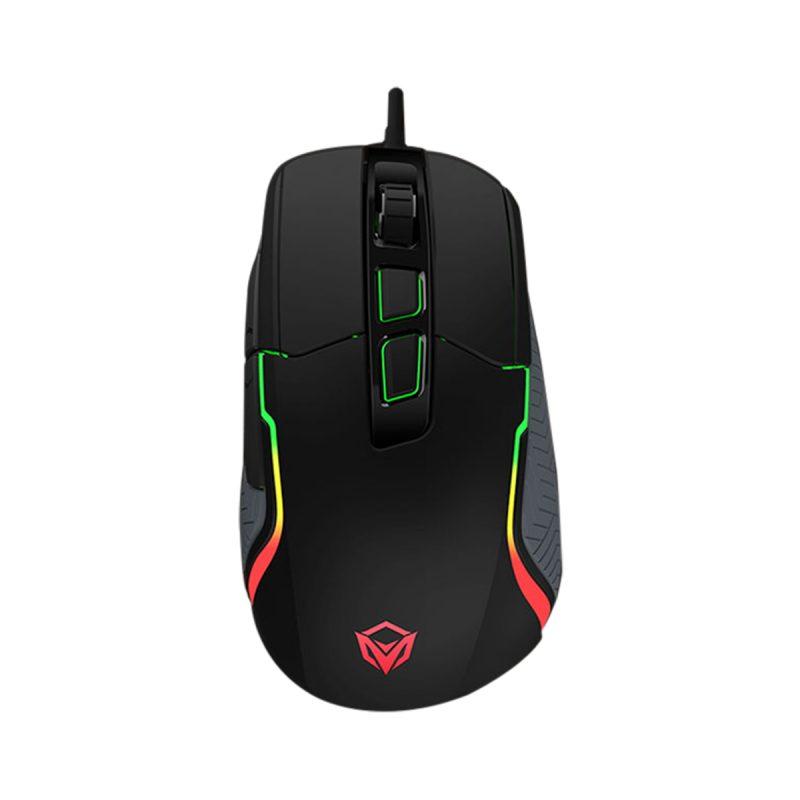 Mouse Retroiluminado Pro Gaming Meetion MT-G3325 RGB Ergonómico Ultra Preciso PC PS4 1