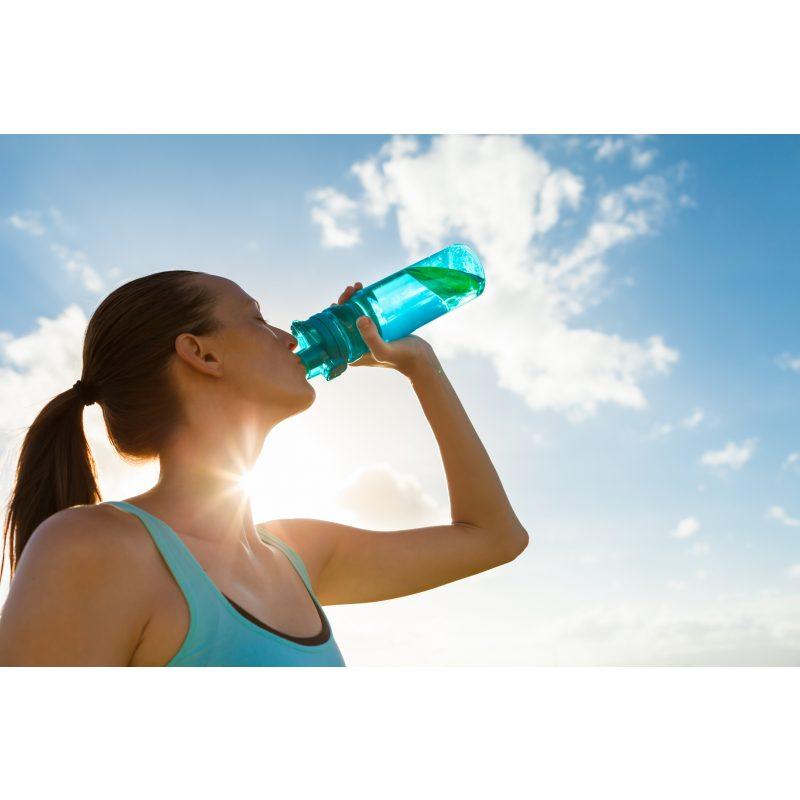 Botella Caramañola Sport Plastica 550ml Excelente Calidad Libre de BPA 2