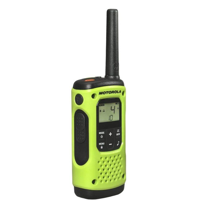 Handy Walkie Talkie Motorola TalkAbout T600 2 Vías 56 Km con Linterna Bateria y Resistente al Agua 2