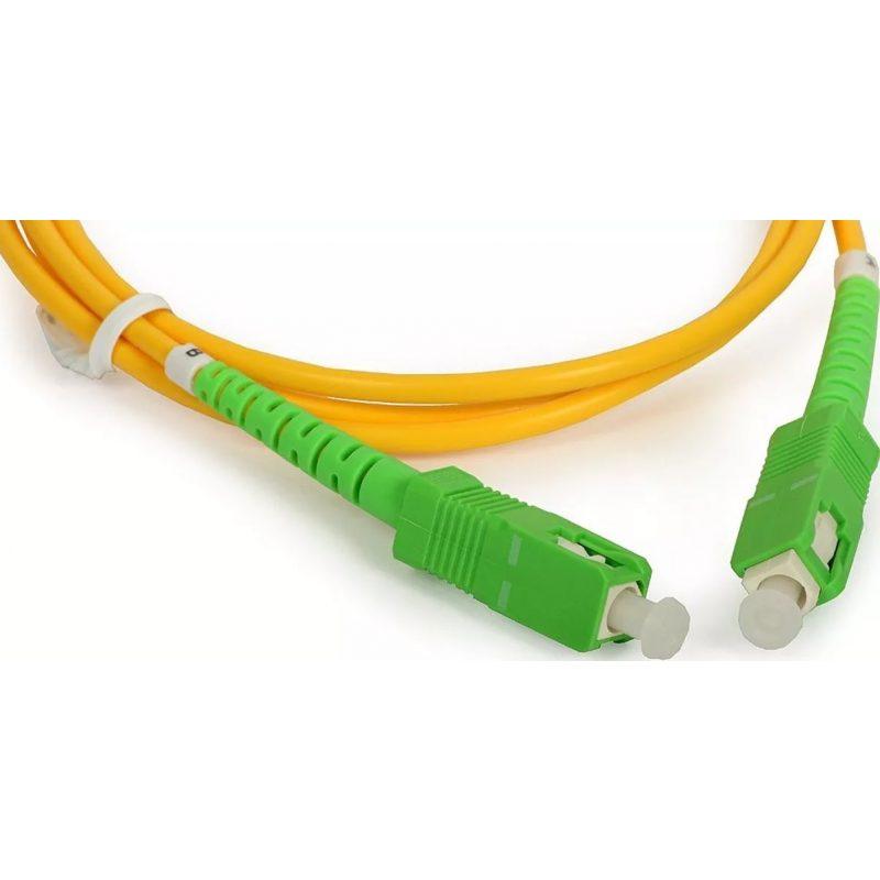 Cable Red Patchcord de Fibra Optica 4 Metros 4
