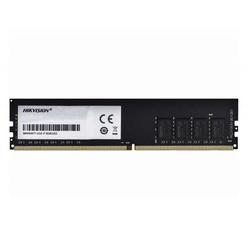 Memoria RAM DDR3 4GB 1600MHZ Hikvision HKED3041AAA2A0ZA1 UDIMM 1.5V 1