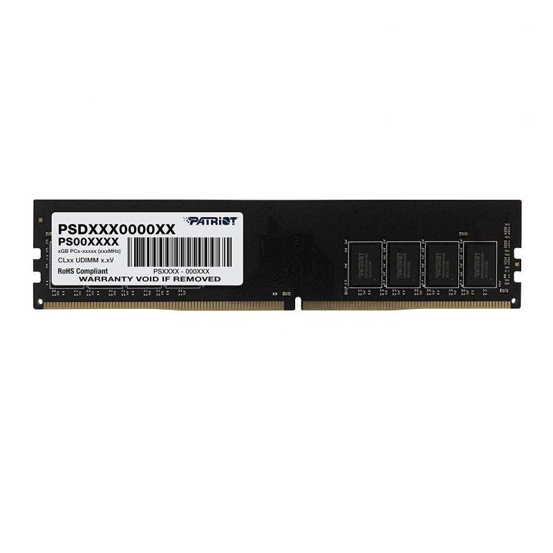 Memoria RAM DDR4 8GB 2666 MHz Patriot Signature PSD48G266681 Nueva 1
