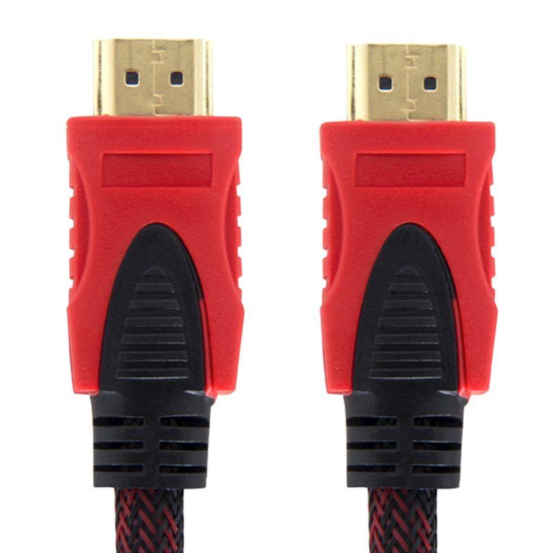 Cable HDMI Mallado Reforzado Macho/Macho 10 Metros Con Filtro 2