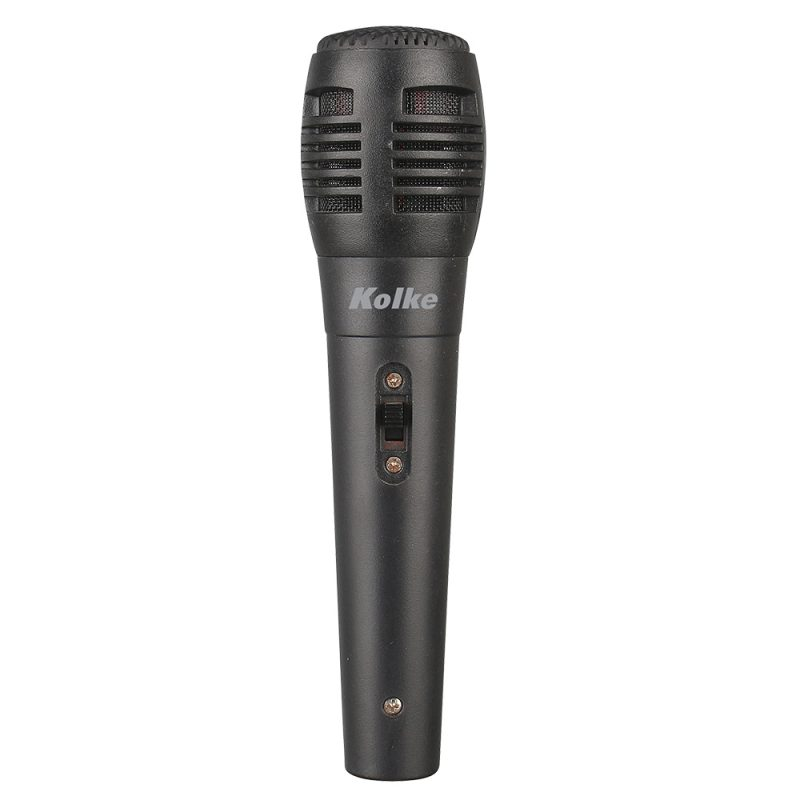 Microfono con Cable QIN DA DM-701 Karaoke 1