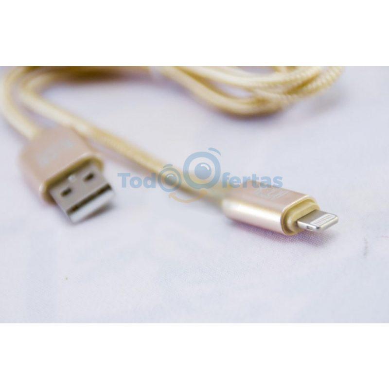 Cable de Datos para Apple iPhone 5/6/7/8 (Cordón) 3