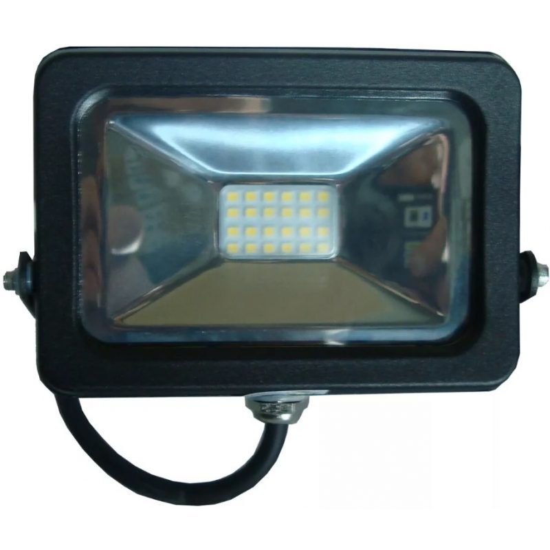 Foco LED 10W Exterior IP65 220V - Luz Fria 2