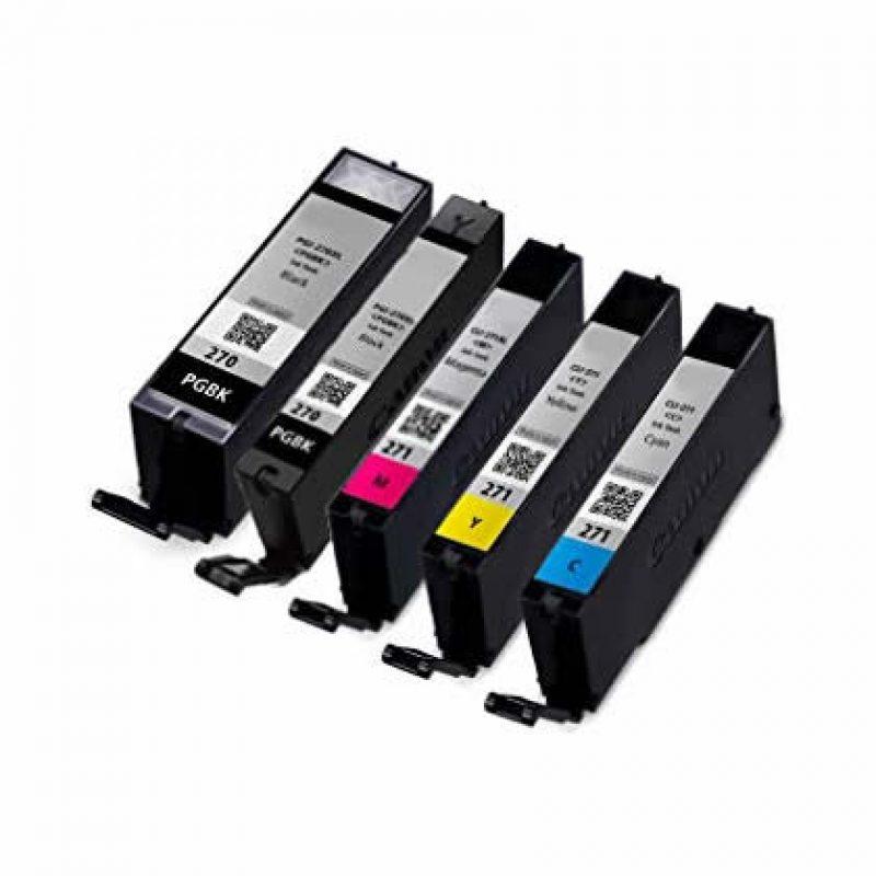 Cartucho CANON PGI-270XL Compatible Negro 500c PIXMA TS-6020 2