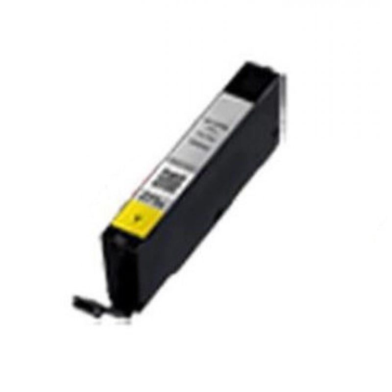Cartucho CANON CLI-271XL Compatible Amarillo 300c PIXMA TS-6020 1