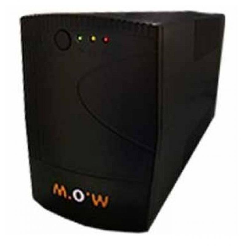UPS MOW 1200VA EA20012 220V. Regulador de Voltaje con Indicador LED 1