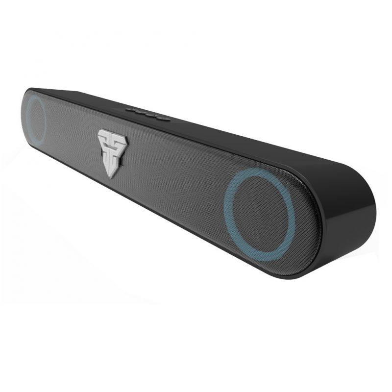 Parlante Barra de Sonido Gamer Fantech Resonance BS150 con Bluetooth y Aux 3