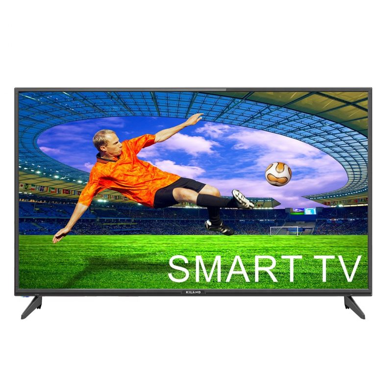 Smart TV LED Kiland Ankld39 39'' HD Android 2 Controles HDMI USB WiFi 1