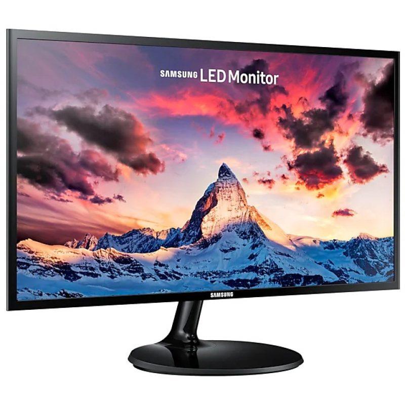 Monitor LED Samsung S27F350FHL 27'' Full HD con HDMI Diseño Delgado 3