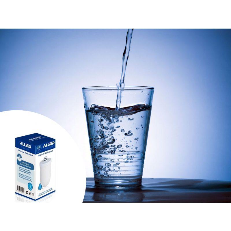 Filtro Purificador De Agua Allied AL-RF2 Ceramica y Carbon Activo Para Canilla 4