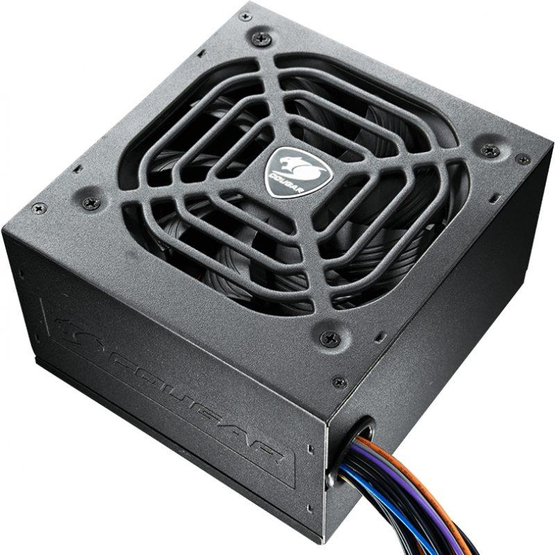 Fuente Cougar XTC600 Gamer 600W Reales 80 Plus White Fan 120mm 2